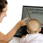 mengajarkan bayi