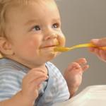 suplemen makan bayi